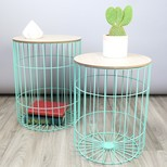 Temerity Jones Teal Table Set