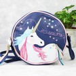 Lisa Angel Ladies' House of Disaster Candy Pop Unicorn Cross Body Bag