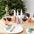 Lisa Angel Christmas Table Setting