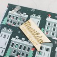 Lisa Angel Handmade Personalised 'Open Me Last' Name Gift Tag