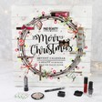 Lisa Angel with Ladies' Mad Beauty 'Merry Christmas' Advent Calendar