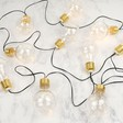 Light Bulb String Lights