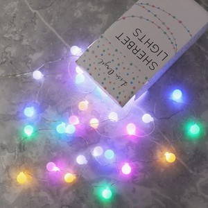 Sherbet String Lights