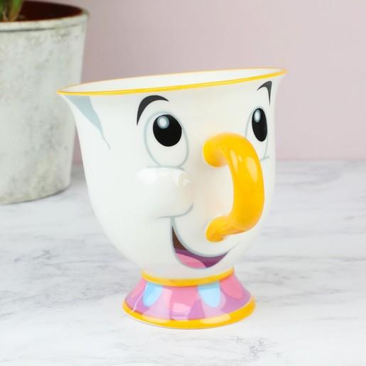 1c83a22f063 Disney Beauty and the Beast Chip Mug