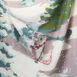 Lisa Angel with Ladies' Powder Design 'Skiing Mice' Print Scarf