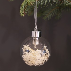 Gypsophila LED Bauble
