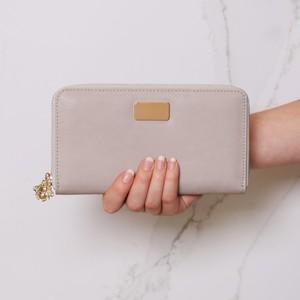 Zip Purse/Wallet - Grey - PU