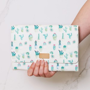 Cactus Travel Wallet - PU