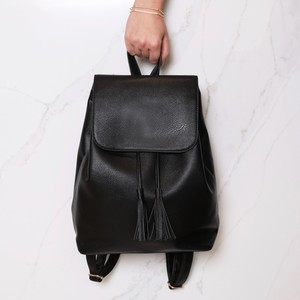 Backpack - Black - PU