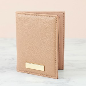 Travel Card Holder - Blush - PU
