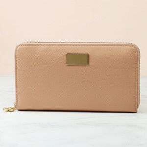 Zip Purse/Wallet - Blush - PU