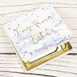 Lisa Angel Personalised Starry Nights 'Of All the Stars' Compact Mirror