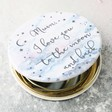 Lisa Angel Ladies' Starry Nights 'Mum' Compact Mirror