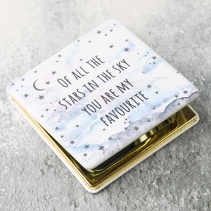 Of All The Stars Compact Mirror