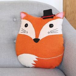 Alfie Fox Cushion