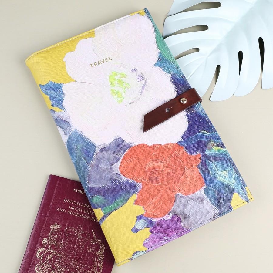 Travel Wallet Disaster Design