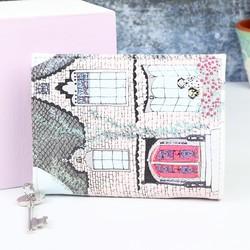 Personalised Disaster Designs Home Dalmatian Wallet