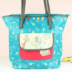 Disaster Designs Memento Tote Bag