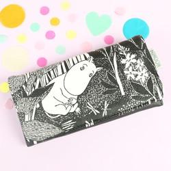 Personalised Disaster Designs Moomin Midnight Wallet