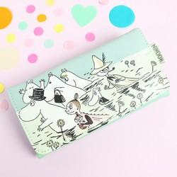 Personalised Disaster Designs Moomin River Wallet