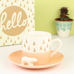 House of Disaster Triangle Bear Cup