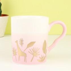 House of Disaster Animal Giraffe Mug