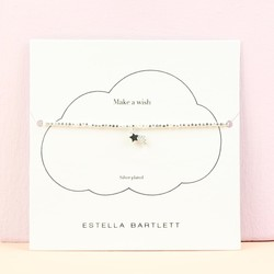 Estella Bartlett Silver Grace Shooting Star Bracelet