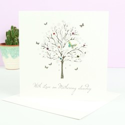 Five Dollar Shake Mariposa 'Mothering Sunday' Mother's Day Card