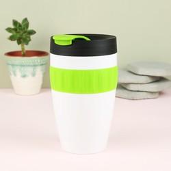 Green To Go Mug