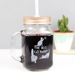 Cat Daddy Mason Jar