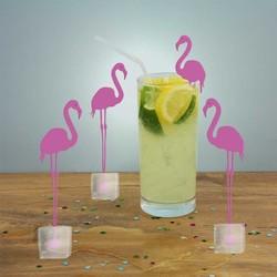 Flamingo Ice Stirrers