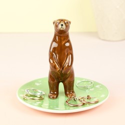 Bear Jewellery Dish