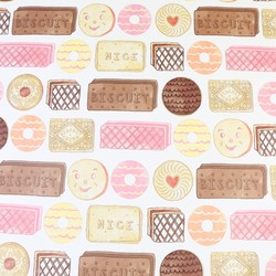 Biscuit Wrapping Paper