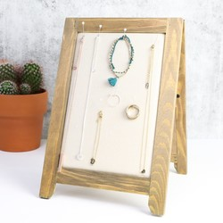 Double Sided Jewellery Display