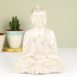 Seated Garden Buddha