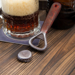 Schokolat Chocolate Bottle Opener