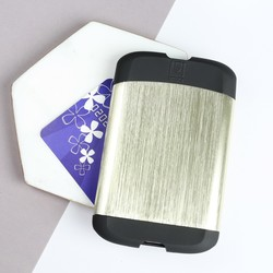 Umbra Gold Bungee Cord Card Holder