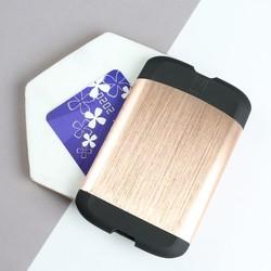 Umbra Rose Gold Bungee Cord Card Holder