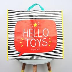 Happy Jackson 'Hello Toys' Large Bag