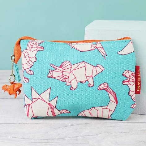 House Of Disaster Origami Dinosaurs Purse Lisa Angel