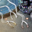 Lisa Angel Wishbone Necklaces
