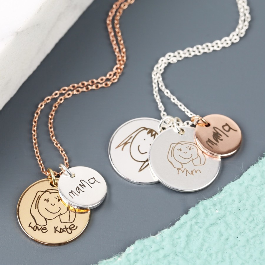 personalised products the in pendant it its suzy by necklace grande stars s q designs suzyqdesigns