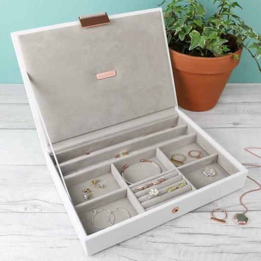Lisa Angel Ladies  Stackers Classic Jewellery Box Lid 416c0a19f5