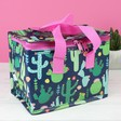 Sass & Belle Botanical Cactus Lunch Bag