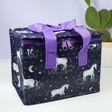 Children's Sass & Belle Starlight Unicorn Lunch Bag