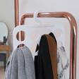 Lisa Angel Ladies' 'Too Many Scarves' Wooden Scarf Hanger
