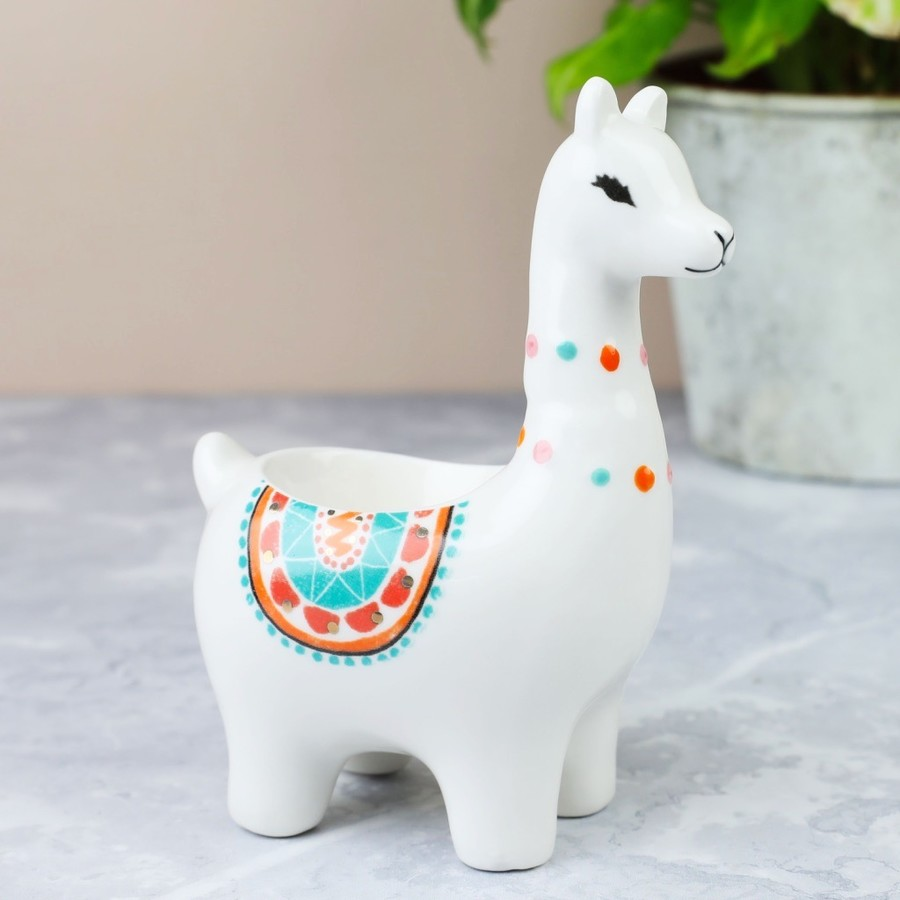 House of Disaster | Candy Pop Llama Egg Cup | Lisa Angel