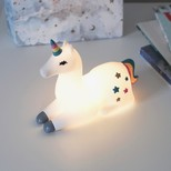 House of Disaster Mini LED Unicorn Night Light