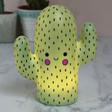 Lisa Angel Kids House of Disaster Mini LED Hi-Kawaii Cactus Night Light