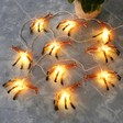 Lisa Angel House of Disaster Giraffe String Lights